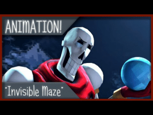 unsatisfiedjudge:  coyetemation is a gift to us all : ANIMATION!  Invisible Maze unsatisfiedjudge:  coyetemation is a gift to us all
