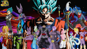 Who is your favorite DB Super character?   Mine has got to be Whis 😍: ANIME ANNIV Who is your favorite DB Super character?   Mine has got to be Whis 😍