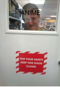 "Anime, Meme, and Invest: ANIME  FOR YOUR SAFETY  KEEP THIS DOOR  CLOSED <p>New potential meme! Invest now! via /r/MemeEconomy <a href=""https://ift.tt/2HzGOnh"">https://ift.tt/2HzGOnh</a></p>"