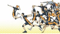 Anime: Haikyuu Karasuno vs Shiratorizawa  Haikyuu is BACK with its new season!  And it is great as always. The first episode wasn't particularly exciting but that's part of Haikyuu's charm - even when there's no game on, it still manages to keep the audience entertained.  I especially loved the scene where the Karasuno players high-five their coach, teacher and Kiyoko and their personalities are all exactly reflected in how they do this. I just thought it was a beautiful detail and it's this sort of stuff that really shows you how much the makers of the anime care for this show.  Oh and did I mention that I actually cried while watching the Opening song? Yeah, I was an absolute mess. This show brings me genuine tears of joy, man.  How about you guys? Do we have any Haikyuu fans here? Did you see the new episode yet?  Admin Urushihara --- Last Week Advantage Voting Link: http://anitrendz.polldaddy.com/s/summer2016-anime-2 Summer 2016 Side-Category Polls: https://goo.gl/Idbjcp: Anime: Haikyuu Karasuno vs Shiratorizawa  Haikyuu is BACK with its new season!  And it is great as always. The first episode wasn't particularly exciting but that's part of Haikyuu's charm - even when there's no game on, it still manages to keep the audience entertained.  I especially loved the scene where the Karasuno players high-five their coach, teacher and Kiyoko and their personalities are all exactly reflected in how they do this. I just thought it was a beautiful detail and it's this sort of stuff that really shows you how much the makers of the anime care for this show.  Oh and did I mention that I actually cried while watching the Opening song? Yeah, I was an absolute mess. This show brings me genuine tears of joy, man.  How about you guys? Do we have any Haikyuu fans here? Did you see the new episode yet?  Admin Urushihara --- Last Week Advantage Voting Link: http://anitrendz.polldaddy.com/s/summer2016-anime-2 Summer 2016 Side-Category Polls: https://goo.gl/Idbjcp