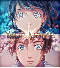 Animals, Anime, and Candy: Anime Movie: Your Name. (Kimi no Na wa.)  I thought that this Makoto Shinkai film was probably one of his best yet, next to Garden of Words. The art and animation was inspiring, extremely detailed, and filled with eye-candy. Although the concept of switching was hard to grasp, the romance that bloomed between the two characters was quite soft and interesting to see. I enjoyed what the film had to offer, but I also thought it might have just piggybacked on what modern anime showcases today. What are your thoughts on this film? Does it deserve all the hype it has been receiving?   Source: http://www.pixiv.net/member_illust.php?mode=medium&illust_id=58726201 Artist: ちこにぺ  New trainee posting here, nice to meet you all! ^^  ~Isaleebelle -------------------------  Summer 2016 Voting Link- http://goo.gl/przhKV Spring 2016 Leftover Voting Link- http://goo.gl/kVzaEi Character Polls- http://goo.gl/MGvyWN Soundtrack Polls: http://goo.gl/6lTJgB  Follow us on Twitter- https://twitter.com/anitrendz Join our Community Group- http://goo.gl/wlVm5n