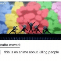 Fandom, Fairytail, and Deathnote: Anime TV  nufte-moved:  this is an anime about killing people problem with online most hated anime characters: POPULARITY - onepiece anime animeamv animeedit animelover fairytail blackbutler blueexorcist tokyoghoul attackontitan deathnote hunterxhunter narutoshippuden naruto noragami onepunchman haikyuu kurokonobasket thesevendeadlysins owarinoseraph animefacts yurionice swordartonline mysticmessenger 👀 assassinationclassroom iloveanime animeworld weeb