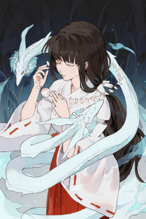 animepopheart:★ 【yue】 「桔梗」 ☆ ⊳ kikyo (inuyasha) ✔ republished w/permission ⊳ ⊳ follow me on twitter : animepopheart:★ 【yue】 「桔梗」 ☆ ⊳ kikyo (inuyasha) ✔ republished w/permission ⊳ ⊳ follow me on twitter