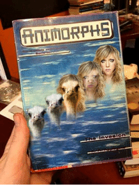The book of Dee.: (AnIMORPHS  0 Invasion The book of Dee.
