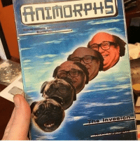 You just dont see these quality memes anymore: ANIMORPHS  e Invasion You just dont see these quality memes anymore