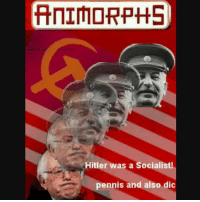 pennis: ANIMORPHS  Hitler was a Socialist!  pennis and also dic