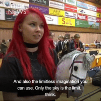 rp @bbcnews in Finland, the unusual sport of hobbyhorsing is so popular that there's even a national championship. Enthusiasts gathered at the weekend to watch some 200 participants compete with their hobby-horses in several sub-categories. Riders, almost all girls aged mostly between 10 and 18, competed in sports that simulate traditional equestrian events like dressage and showjumping. @pmwhiphop: aninkai  ga EM DSHEDs  S L  And also the limitless imagination you  can use. Only the sky is the limit, l  think. rp @bbcnews in Finland, the unusual sport of hobbyhorsing is so popular that there's even a national championship. Enthusiasts gathered at the weekend to watch some 200 participants compete with their hobby-horses in several sub-categories. Riders, almost all girls aged mostly between 10 and 18, competed in sports that simulate traditional equestrian events like dressage and showjumping. @pmwhiphop