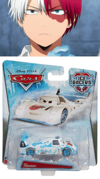 "Disney, Pixar, and Tumblr: aniSearch.com   DISNEY-PIXAR  VICE  :RACERS  517  3  SHU  TODOROKI <p><a href=""https://glassul.tumblr.com/post/165642299297/who-did-it-better"" class=""tumblr_blog"">glassul</a>:</p>  <blockquote><p>Who did it better</p></blockquote>"