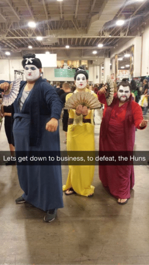 leaked images from the live action mulan movie: ANIZ  Lets get down to business, to defeat, the Huns leaked images from the live action mulan movie