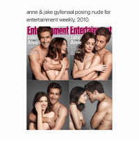 Relationship goals aww: anne & jake gyllenaal posing nude for  entertainment weekly, 2010.  Entr ment Entertaip  ake  Anne  Anne  On Sex Scenes  New  LOVE &OTHER  DRUGS Relationship goals aww
