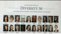 """Crying, Tumblr, and Blog: ANNOUNCING THE 2017  DIVERSITY 50  CANADA'S MOST DIVERSE AND ELIGIBLE BOARD CANDIDATES  SUSAN ALLEN  CAROLIN  CARPENTER  GRETA  จาล.AI Eesai  rusa nan  VERED  CHEUNG <p><a href=""""http://keyhollow.tumblr.com/post/169911506385/e-mord-nilap-keyhollow-look-how-diverse-they"""" class=""""tumblr_blog"""">keyhollow</a>:</p>  <blockquote><p><a href=""""https://e-mord-nilap.tumblr.com/post/169911072836/keyhollow-look-how-diverse-they-are"""" class=""""tumblr_blog"""">e-mord-nilap</a>:</p>  <blockquote><p style=""""""""><a class=""""tumblelog"""" href=""""https://tmblr.co/mEk7xoM9wix_2wMv5IxtF4Q"""">@keyhollow</a> look how diverse they are!<br/></p></blockquote>  <p>I'm crying</p></blockquote>  <p>""""Middle-aged white woman number 42, you're up!""""</p>"""