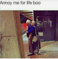 Boo, Life, and Memes: Annoy me for life boo I'm sorta ready for this 😩😭❤️