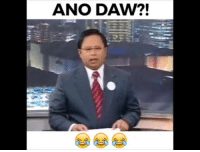 Filipino (Language), Dawes, and Mag: ANO DAW?! Grabe! Muntik mag-away sa simula at mag-disperse! Clip via Saksi