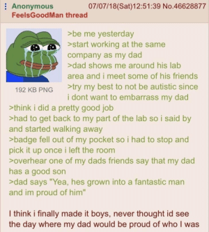 Anon made my day: Anon made my day