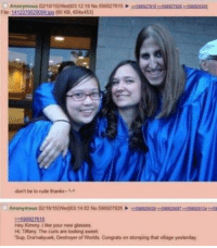 dankmemes Old Memay: Anonymous 0218 150Wedyo3 1219  dont be to nude tanks-AA  Anonymous 021a150Wed 031402 No 508927R26  Hey Kmmy ale your new glasses  HA Tiffany The cuns are looking sweet  sup Dranakyaek, Destroyer of Worlds. Congrats on stomping that vaage yesterday. dankmemes Old Memay