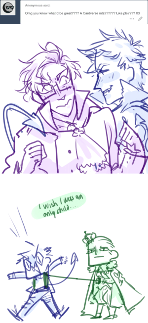 ask-art-student-prussia:  cardverse!M/A(yall know this is my fav character design of the whole canon series): Anonymous said:  Omg you know what'd be great???? A Cardverse mla?????? Like pls???? X3   wish Iwas an  only chil ask-art-student-prussia:  cardverse!M/A(yall know this is my fav character design of the whole canon series)