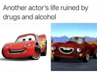 """Drugs, Life, and Memes: Another actor's life ruined by  drugs and alcohol <p>Kerchoo via /r/memes <a href=""""http://ift.tt/2G9lPH4"""">http://ift.tt/2G9lPH4</a></p>"""