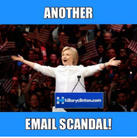 ANOTHER  hillaryclinton.com  EMAIL SCANDAL!