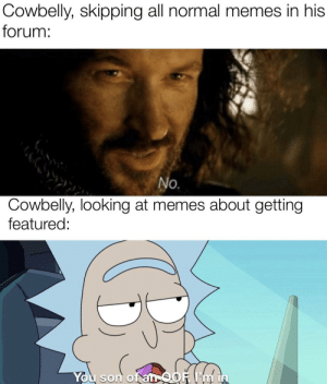another meme about getting featured: another meme about getting featured