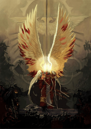 Another Warhammer 40k phone wallpaper. Today is Sanguinius: Another Warhammer 40k phone wallpaper. Today is Sanguinius