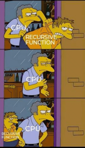 Another way to see recursive functions: Another way to see recursive functions
