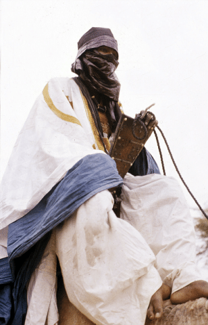 Tumblr, Blog, and Http: anotherafrica:  Tuareg gentleman near Timbuktu, Mali circa 1959.  Image courtesy of Eliot Elisofon and The Smithsonian.