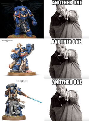 Games Workshop with space marines: ANOTHERONE  ONE  ARIIAMMCR COMMUMITY  ANOTHERONE Games Workshop with space marines