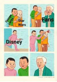 celestial-naiad: Christ why is this accurate : ans  Star  Wars  Disney  JOAN CORNELLA celestial-naiad: Christ why is this accurate