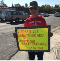 Thank You, Help, and Home: ANSON AND  VIET NAM VET  DONOT NEED HELP  SERVING  WAS MY PLEASURE  THANK YOU Awesomeness. WELCOME HOME 🇺🇸🇺🇸