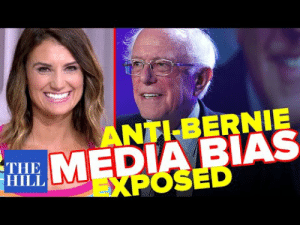 "Tumblr, Blog, and Trump: ANTI BERNIE  MEDIA BIAS  EXPOSED  ΤHE  HILL c-bassmeow:  Krystal Ball  exposes anti-Bernie bias in the media. ""Apparently in the age of Trump, all criticisms of the media are off limits or at least that's what the media wants you to believe""  BOOM. Watch this."