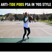 9gag, Memes, and Help: ANTI-TIDE PODS PSA IN '90S STYLE If you're eating them, stop it and get some help. Thanks @beardlessmiketv for the 9GAGFunOff video - - 9gag tidepods
