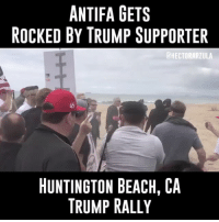 America, Facebook, and Instagram: ANTIFA GETS  ROCKED BY TRUMP SUPPORTER  CHECTORARZULA  HUNTINGTON BEACH, CA  TRUMP RALLY We're getting tired of being silent and we're especially getting tired of the ANTIFA... I'm glad these folks are standing up for themselves. antifa fascist fascism nazis liberals libbys democraps liberallogic liberal ccw247 conservative constitution presidenttrump resist stupidliberals merica america stupiddemocrats donaldtrump trump2016 patriot trump yeeyee presidentdonaldtrump draintheswamp makeamericagreatagain trumptrain maga Add me on Snapchat and get to know me. Don't be a stranger: thetypicallibby Partners: @theunapologeticpatriot 🇺🇸 @too_savage_for_democrats 🐍 @thelastgreatstand 🇺🇸 @always.right 🐘 @keepamerica.usa ☠️ @republicangirlapparel 🎀 TURN ON POST NOTIFICATIONS! Make sure to check out our joint Facebook - Right Wing Savages Joint Instagram - @rightwingsavages