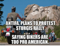 Forget UFC, put THIS fight on PPV: ANTIFA PLANS TOPROTEST  STURGIS RALLY  3467 B  SAYING BIKERS ARE  TOO PROAMERICAN Forget UFC, put THIS fight on PPV