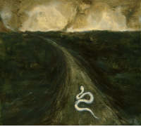 Tumblr, Blog, and Http: antipahtico:  The Dusty Road ~ Chen Wei    2010/13