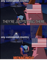 Bruh, Memes, and Communist: any  communist  country  THEY'RE JUST SITTING THERE  any communist country I got too many bruh I might as well post em 💀