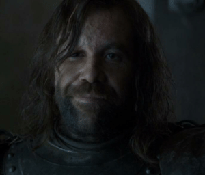 Girls, The Hound, and Daddy Issues: Any other girls with daddy issues just absolutely creaming their jeans over The Hound or is it just me?