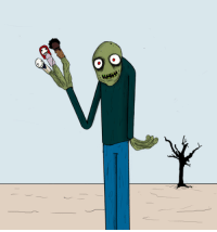 Funny, Remember, and Anybody: Anybody remember saladfingers?