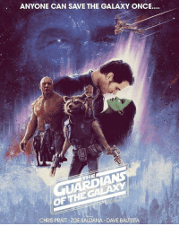 Chris Pratt, Cute, and Hype: ANYONE CAN SAVE THE GALAXY ONCE....  CHRIS PRATT ZOE SALDANA DAVE BAUTISTA We're the freaking guardians of the galaxy TAG A FRIEND! Follow me nerds! - - - - guardiansofthegalaxyvol2 marvel guardiansofthegalaxy babygroot groot iamgroot starlord rocketraccoon avengers spiderman ironman captainamerica thor hulk thorragnarok gamora drax divertente hype amazing cute cutness epic davebautista chrispratt infinitywar nerd nerdy guardianidellagalassia bello