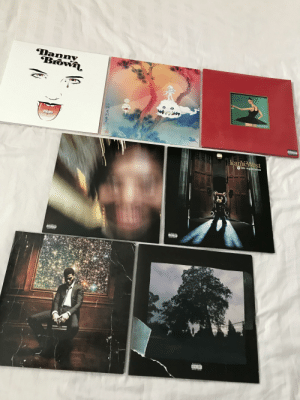 Anyone else here collect vinyl?: Anyone else here collect vinyl?