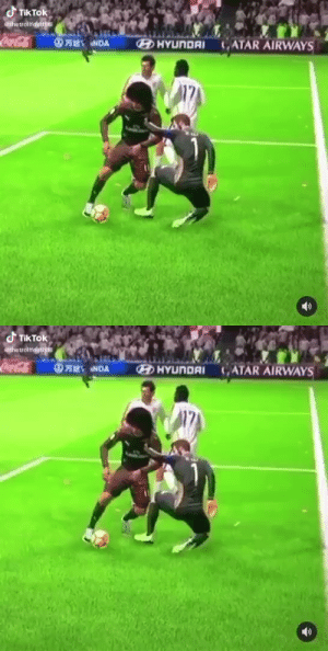 Anything is possible in FIFA  https://t.co/5rn5ROUyWf: Anything is possible in FIFA  https://t.co/5rn5ROUyWf