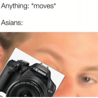 Free, Real Estate, and Dank Memes: Anything: *moves*  Asians:  0  1oOM LENS Free real estate