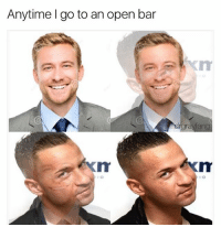 Shit, Dank Memes, and Got: Anytime I go to an open bar  rayfang  IO Oh shit we got a situation
