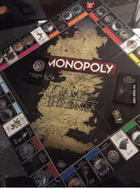 Since people don't get violent enough playing Monopoly, here's a Game of Thrones version. Buy here>> http://buff.ly/1QjQhQ1: aONOPOLY  ERNE  H RON  snnHOWOW  mva  VIA 9GAG.COM Since people don't get violent enough playing Monopoly, here's a Game of Thrones version. Buy here>> http://buff.ly/1QjQhQ1