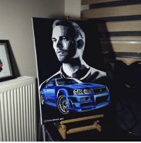 Awesome Paul Walker oil painting by @ulas_ozcan_art - - drawingoftheday artoftheday artwork art_empire marker carsofinstagram supercar carswithoutlimits art_sanity arteveryday fineart illustration drawtodrive artgallery automotiveart nissan skyline f8 paulwalker fastfamily fastandfurious8 fast8 jdm turbo boost r34: AOZCAN.ART  ULAS. Awesome Paul Walker oil painting by @ulas_ozcan_art - - drawingoftheday artoftheday artwork art_empire marker carsofinstagram supercar carswithoutlimits art_sanity arteveryday fineart illustration drawtodrive artgallery automotiveart nissan skyline f8 paulwalker fastfamily fastandfurious8 fast8 jdm turbo boost r34