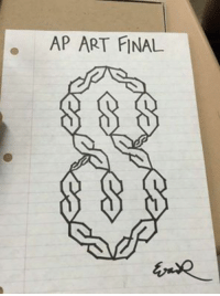 <p>The meme game is over now. We can go home.</p>: AP ART FINAL <p>The meme game is over now. We can go home.</p>