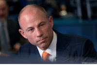 JUST IN: Michael Avenatti, a Trump critic and the attorney for adult film star Stormy Daniels, was reportedly arrested Wednesday on domestic violence charges.: AP/Mark Lennihan/File JUST IN: Michael Avenatti, a Trump critic and the attorney for adult film star Stormy Daniels, was reportedly arrested Wednesday on domestic violence charges.