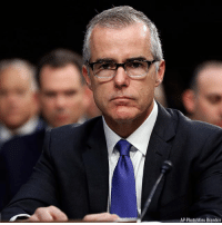 Fbi, Memes, and News: AP Photo/Alex Brandon Breaking News: FBI Deputy Director Andrew McCabe was 'removed' from his post as the bureau's second-in-command, Fox News has learned. For more on this story, visit FoxNews.com