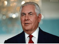Friday, Memes, and Trump: AP Photo/Carolyn Kaster) JUST IN: Secretary of State Rex Tillerson is not leaving the Trump administration despite speculation, President DonaldTrump said on Friday afternoon