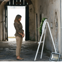 Africa, Melania Trump, and Memes: AP Photo/Carolyn Kaster While in Africa on her first international solo trip as first lady, Melania Trump visited a historic former slave holding facility in Ghana and laid a wreath near one of the dungeon doors.