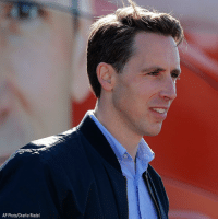 Charlie, Memes, and Missouri: AP Photo/Charlie Riedel JUST IN: Republican state Attorney General Josh Hawley is projected to defeat two-term Democratic Sen. Claire McCaskill in the Missouri Senate race.